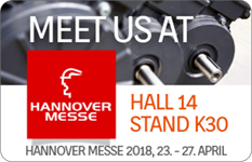 Simotop at Hannover Messe